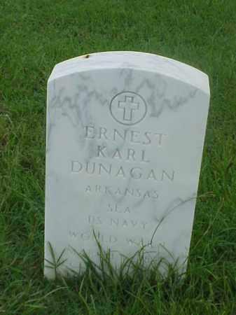 DUNAGAN (VETERAN WWI), ERNEST KARL - Pulaski County, Arkansas   ERNEST KARL DUNAGAN (VETERAN WWI) - Arkansas Gravestone Photos