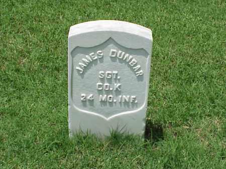 DUNBAR (VETERAN UNION), JAMES - Pulaski County, Arkansas   JAMES DUNBAR (VETERAN UNION) - Arkansas Gravestone Photos