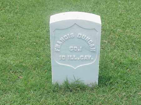 DUNCAN (VETERAN UNION), FRANCIS - Pulaski County, Arkansas | FRANCIS DUNCAN (VETERAN UNION) - Arkansas Gravestone Photos
