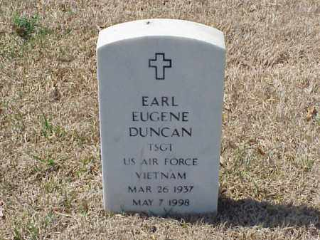 DUNCAN (VETERAN VIET), EARL EUGENE - Pulaski County, Arkansas | EARL EUGENE DUNCAN (VETERAN VIET) - Arkansas Gravestone Photos