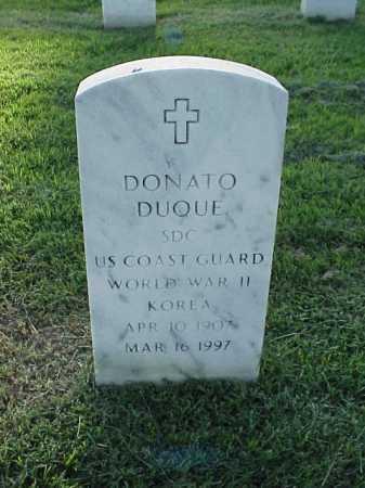 DUQUE (VETERAN 2 WARS), DONATO - Pulaski County, Arkansas | DONATO DUQUE (VETERAN 2 WARS) - Arkansas Gravestone Photos