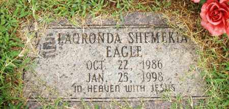 EAGLE, LAQRONDA SHEMEKIA - Pulaski County, Arkansas | LAQRONDA SHEMEKIA EAGLE - Arkansas Gravestone Photos