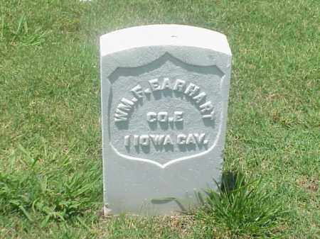 EARHART (VETERAN UNION), WILLIAM F - Pulaski County, Arkansas | WILLIAM F EARHART (VETERAN UNION) - Arkansas Gravestone Photos