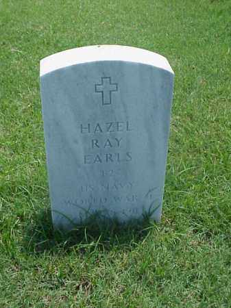 EARLS (VETERAN WWII), HAZEL RAY - Pulaski County, Arkansas | HAZEL RAY EARLS (VETERAN WWII) - Arkansas Gravestone Photos