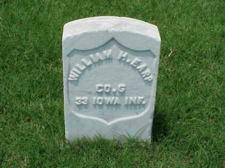 EARP (VETERAN UNION), WILLIAM H - Pulaski County, Arkansas | WILLIAM H EARP (VETERAN UNION) - Arkansas Gravestone Photos