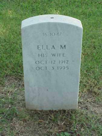 EAST, ELLA - Pulaski County, Arkansas | ELLA EAST - Arkansas Gravestone Photos