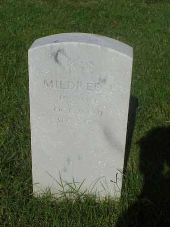 EAST, MILDRED - Pulaski County, Arkansas | MILDRED EAST - Arkansas Gravestone Photos