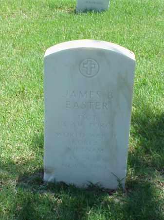 EASTER (VETERAN 3 WARS), JAMES B - Pulaski County, Arkansas | JAMES B EASTER (VETERAN 3 WARS) - Arkansas Gravestone Photos