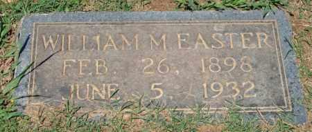 EASTER, WILLIAM MARVIN - Pulaski County, Arkansas | WILLIAM MARVIN EASTER - Arkansas Gravestone Photos