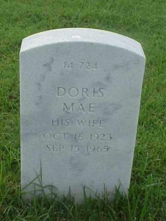 EDGESTON, DORIS MAE - Pulaski County, Arkansas | DORIS MAE EDGESTON - Arkansas Gravestone Photos