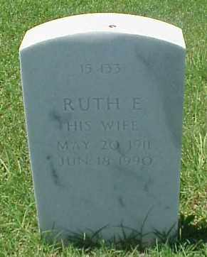 EDGINGTON, RUTH E. - Pulaski County, Arkansas   RUTH E. EDGINGTON - Arkansas Gravestone Photos