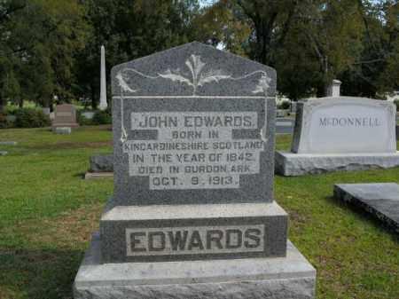 EDWARDS, JOHN - Pulaski County, Arkansas   JOHN EDWARDS - Arkansas Gravestone Photos