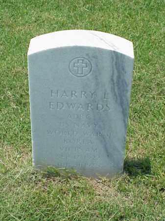 EDWARDS (VETERAN 3 WARS), HARRY L - Pulaski County, Arkansas | HARRY L EDWARDS (VETERAN 3 WARS) - Arkansas Gravestone Photos