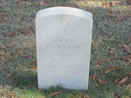 EDWARDS (VETERAN WWII), JIMMIE - Pulaski County, Arkansas   JIMMIE EDWARDS (VETERAN WWII) - Arkansas Gravestone Photos