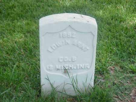 ARNT (VETERAN UNION), EDWIN - Pulaski County, Arkansas | EDWIN ARNT (VETERAN UNION) - Arkansas Gravestone Photos