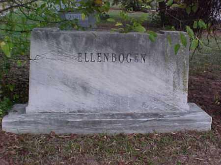 ELLENBOGEN FAMILY STONE,  - Pulaski County, Arkansas |  ELLENBOGEN FAMILY STONE - Arkansas Gravestone Photos