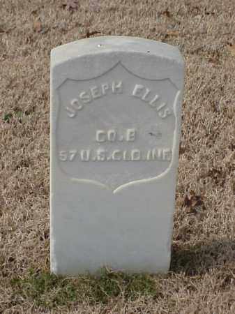 ELLIS (VETERAN UNION), JOSEPH - Pulaski County, Arkansas | JOSEPH ELLIS (VETERAN UNION) - Arkansas Gravestone Photos