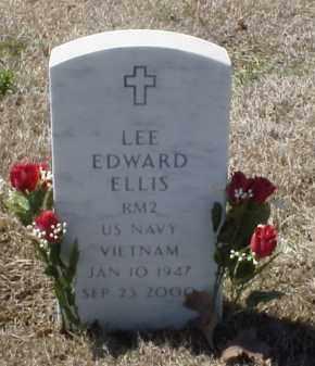 ELLIS (VETERAN VIET), LEE EDWARD - Pulaski County, Arkansas | LEE EDWARD ELLIS (VETERAN VIET) - Arkansas Gravestone Photos