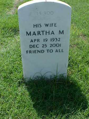 ELMORE, MARTHA M. - Pulaski County, Arkansas | MARTHA M. ELMORE - Arkansas Gravestone Photos
