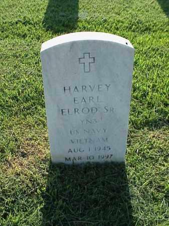 ELROD, SR (VETERAN VIET), HARVEY EARL - Pulaski County, Arkansas | HARVEY EARL ELROD, SR (VETERAN VIET) - Arkansas Gravestone Photos