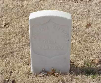 EMMONS (VETERAN UNION), WILLIAM - Pulaski County, Arkansas | WILLIAM EMMONS (VETERAN UNION) - Arkansas Gravestone Photos