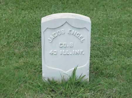 ENGEL (VETERAN UNION), JACOB - Pulaski County, Arkansas | JACOB ENGEL (VETERAN UNION) - Arkansas Gravestone Photos