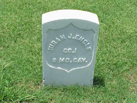 ENGLE (VETERAN UNION), HIRAM - Pulaski County, Arkansas | HIRAM ENGLE (VETERAN UNION) - Arkansas Gravestone Photos