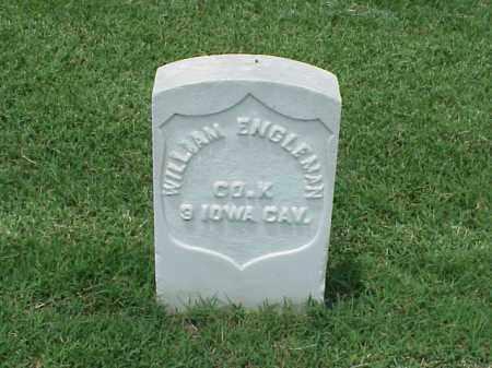 ENGLEMAN (VETERAN UNION), WILLIAM - Pulaski County, Arkansas   WILLIAM ENGLEMAN (VETERAN UNION) - Arkansas Gravestone Photos