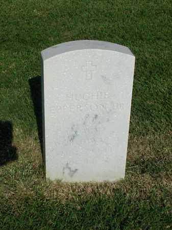 EPPERSON, JR (VETERAN WWII), HUGHIE - Pulaski County, Arkansas | HUGHIE EPPERSON, JR (VETERAN WWII) - Arkansas Gravestone Photos