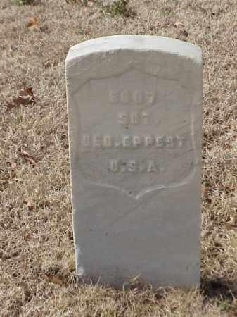 EPPERT (VETERAN UNION), GEORGE - Pulaski County, Arkansas   GEORGE EPPERT (VETERAN UNION) - Arkansas Gravestone Photos