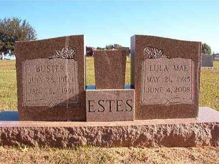 ESTES, BUSTER - Pulaski County, Arkansas | BUSTER ESTES - Arkansas Gravestone Photos