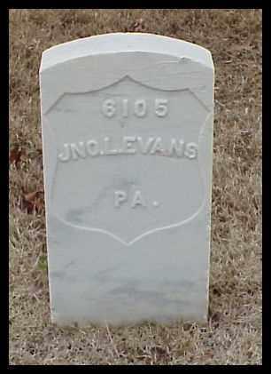 EVANS (VETERAN UNION), JOHN L - Pulaski County, Arkansas | JOHN L EVANS (VETERAN UNION) - Arkansas Gravestone Photos