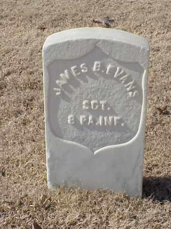 EVANS (VETERAN UNION), JAMES B - Pulaski County, Arkansas   JAMES B EVANS (VETERAN UNION) - Arkansas Gravestone Photos