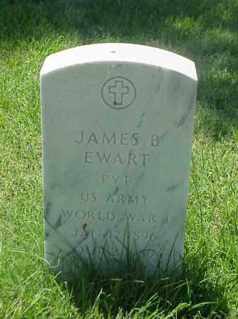 EWART (VETERAN WWI), JAMES B - Pulaski County, Arkansas | JAMES B EWART (VETERAN WWI) - Arkansas Gravestone Photos