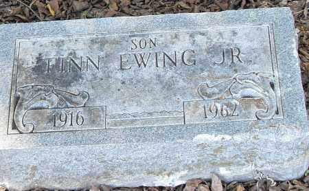 EWING, JR, FINN - Pulaski County, Arkansas   FINN EWING, JR - Arkansas Gravestone Photos