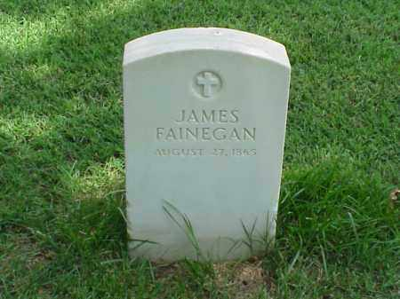 FAINEGAN, JAMES - Pulaski County, Arkansas | JAMES FAINEGAN - Arkansas Gravestone Photos