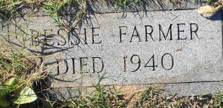 FARMER, BESSIE - Pulaski County, Arkansas | BESSIE FARMER - Arkansas Gravestone Photos
