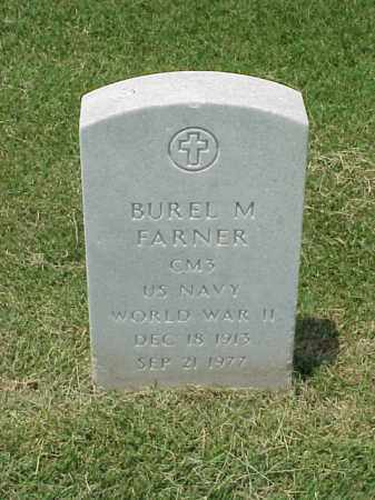 FARNER (VETERAN WWII), BUREL M - Pulaski County, Arkansas | BUREL M FARNER (VETERAN WWII) - Arkansas Gravestone Photos