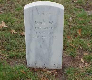 FAVORS, MAE W - Pulaski County, Arkansas | MAE W FAVORS - Arkansas Gravestone Photos
