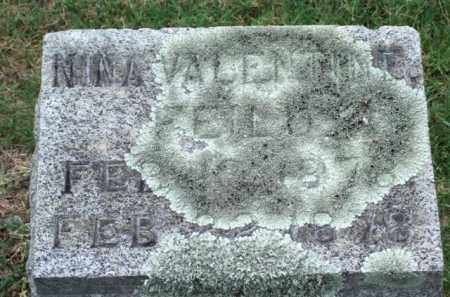 FEILD, NINA VALENTINE - Pulaski County, Arkansas | NINA VALENTINE FEILD - Arkansas Gravestone Photos