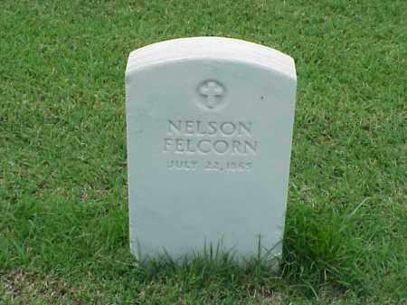 FELCORN, NELSON - Pulaski County, Arkansas   NELSON FELCORN - Arkansas Gravestone Photos