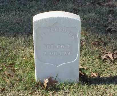 FERGUSON (VETERAN UNION), WILLIAM - Pulaski County, Arkansas | WILLIAM FERGUSON (VETERAN UNION) - Arkansas Gravestone Photos