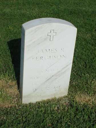 FERGUSON (VETERAN WWII), JAMES R - Pulaski County, Arkansas   JAMES R FERGUSON (VETERAN WWII) - Arkansas Gravestone Photos