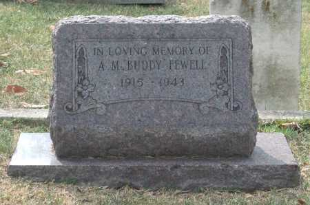 "FEWELL, ARTHUR MARION ""BUDDY"" - Pulaski County, Arkansas 