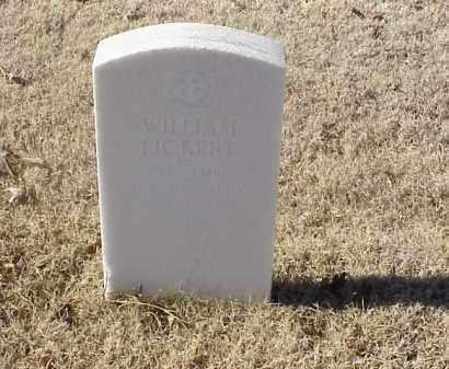 FICKERT (VETERAN UNION), WILLIAM - Pulaski County, Arkansas | WILLIAM FICKERT (VETERAN UNION) - Arkansas Gravestone Photos