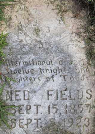 FIELDS, NED - Pulaski County, Arkansas | NED FIELDS - Arkansas Gravestone Photos
