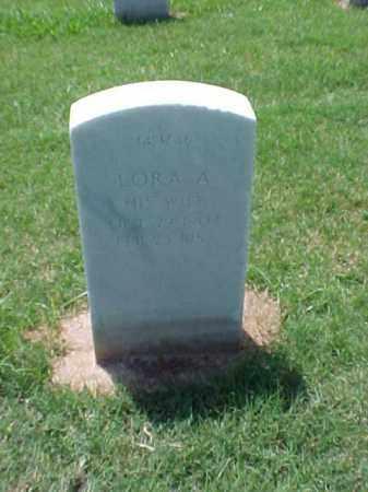 FIERCE, LORA A - Pulaski County, Arkansas | LORA A FIERCE - Arkansas Gravestone Photos