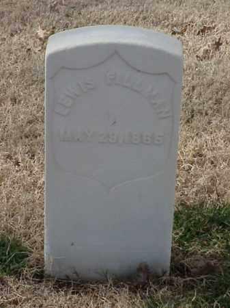 FILLMAN (VETERAN UNION), LEWIS - Pulaski County, Arkansas   LEWIS FILLMAN (VETERAN UNION) - Arkansas Gravestone Photos