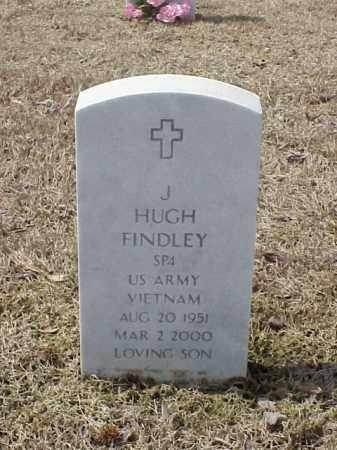 FINDLEY  (VETERAN VIET), J HUGH - Pulaski County, Arkansas | J HUGH FINDLEY  (VETERAN VIET) - Arkansas Gravestone Photos