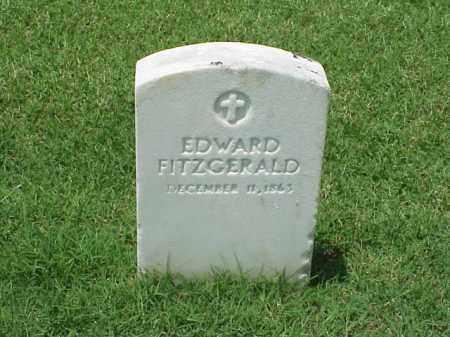 FITZGERALD (VETERAN UNION), EDWARD - Pulaski County, Arkansas   EDWARD FITZGERALD (VETERAN UNION) - Arkansas Gravestone Photos